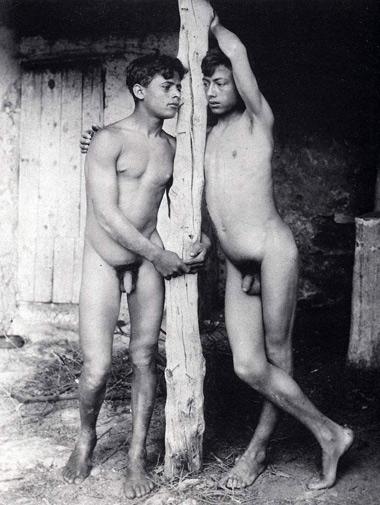 Teen Nude Art History 94